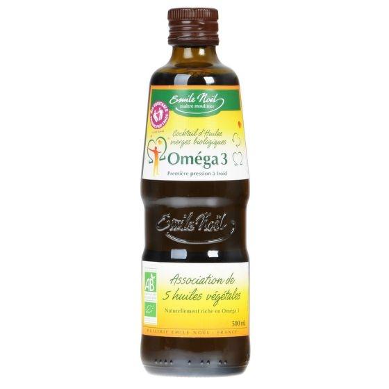 EMILE NOEL Olej omega 3 BIO Objem 250 ml