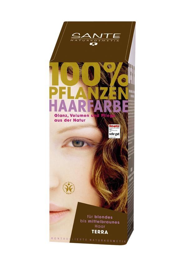 SANTE Rostlinná barva na vlasy Terra Objem 100 g