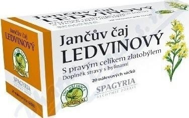 JANČA Jančův čaj ledvinový čaje 20 x 1,8 g