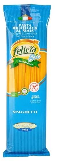 FELICIA BIO Špagety kukuřičné bezlepkové Objem 500 g