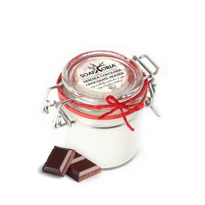 SOAPHORIA Nebeská čokoláda - Bambucké máslo Objem 125 ml