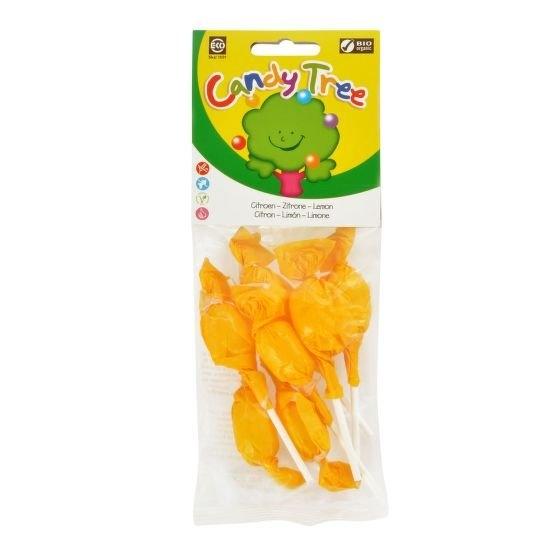 COUNTRYLIFE Lízátka s příchutí citronu bezlepková Objem 7 x 10 g