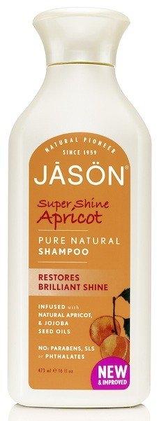 JASON Šampon Meruňka Objem 473 ml