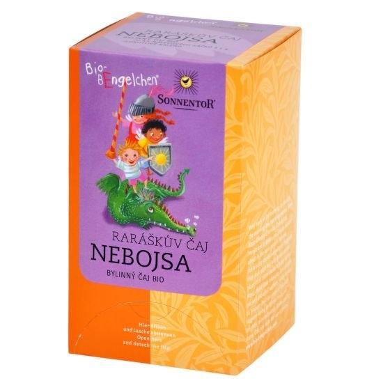 SONNENTOR Čaj Raráškův nebojsa BIO čaje 20 x 2 g