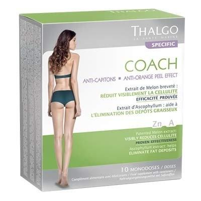 THALGO Coach doplněk stravy na odbourání tuků a celulitidu Objem 10 x 25 ml