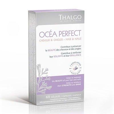 THALGO Doplněk stravy Ocea Perfect pro krásné nehty a vlasy Objem 60 tablet