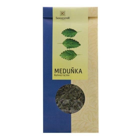 SONNENTOR Čaj Meduňka sypaný BIO čaje 50 g, sypaný čaj