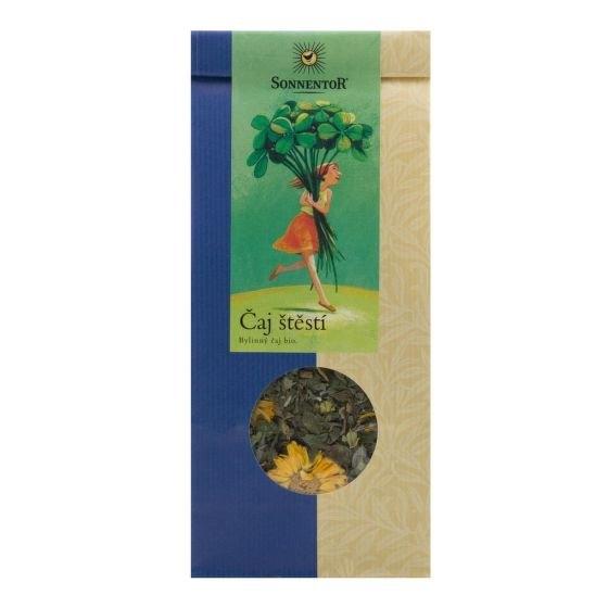 SONNENTOR Čaj Štěstí sypaný BIO čaje 50 g, sypaný čaj