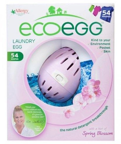 ECOEGG Vajíčko na praní s vůní Jarních květů Objem 54 praní