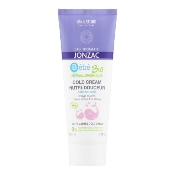 JONZAC Krém dětský Cold Cream výživný BIO Objem 100 ml