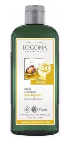 LOGONA Šampon na vlasy BIO ARGAN Objem 250 ml