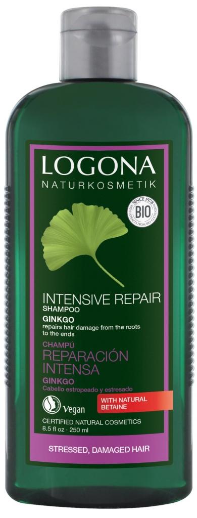 LOGONA Regenerační šampon Ginkgo Objem 250 ml
