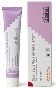 ARGITAL Hypoalergenní krém na obličej s violkou Objem 50 ml