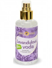 PURITY VISION Levandulová voda BIO 100 ml