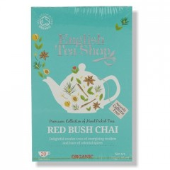 ENGLISH TEA SHOP Red Bush Chai 20 sáčků