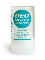 PURITY VISION Deo krystal 24hodin 120 g