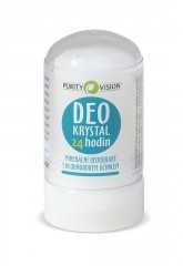 PURITY VISION Deo krystal 24hodin 60 g