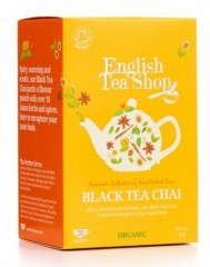 ENGLISH TEA SHOP Černý Chai 20 x 2 g