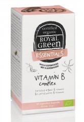 ROYAL GREEN Bio Vitamín B komplex 60 tablet