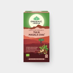 ORGANIC INDIA Tulsi Masala Tea 25 ns