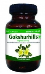 HERBAL HILLS Gokshurhills 60 kapslí