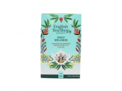 ENGLISH TEA SHOP čaj MIX Každodenní wellness BIO  20 x 1,5 g